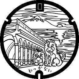 フタオクロック(北海道・稚内市)