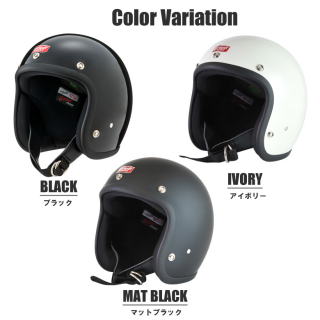 <img class='new_mark_img1' src='//img.shop-pro.jp/img/new/icons25.gif' style='border:none;display:inline;margin:0px;padding:0px;width:auto;' />【GREASER HELMETS/グリーサー】 60's PLANE 3カラー
