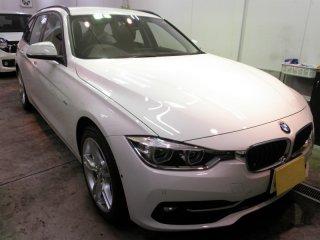 2015年11月-投稿 BMW320iツーリング(GT-Cグラステックコート)