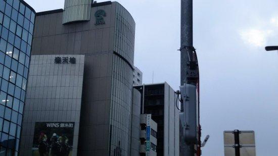 錦糸町JRA−ガラスコーティング