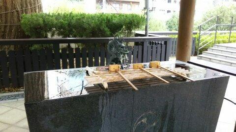 熊野神社ーコーティング