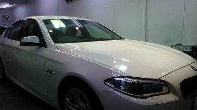 BMW523d.ガラスコーティング