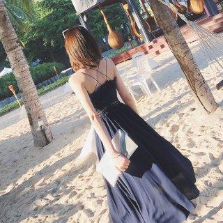 パーティーシーンにも使える♪フェミニンなフレアワンピ 3色