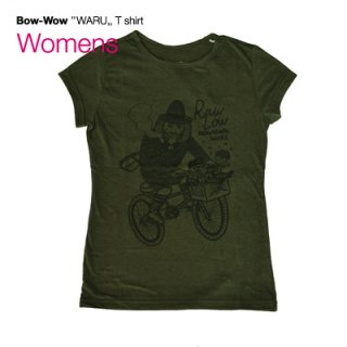 "Womens / ""WARU,, T-shirt"