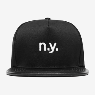 DOWNTOWN NY SNAPBACK《Black》