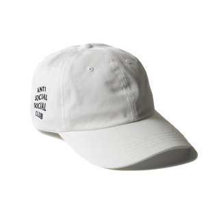 WEIRD CAP 《White》