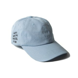 WEIRD CAP 《Baby Blue/Black》