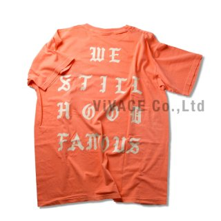 Los Angeles pop-up Collection Tee 《Orange》