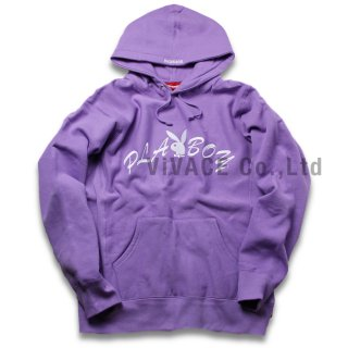 Supreme®/Playboy© Hooded Sweatshirt