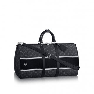 Louis Vuitton×Fragment Keepall Bandouliere 55