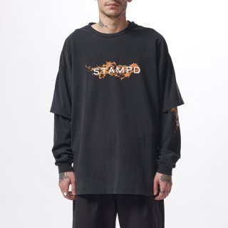 Fuego Tee《Black》<img class='new_mark_img2' src='https://img.shop-pro.jp/img/new/icons16.gif' style='border:none;display:inline;margin:0px;padding:0px;width:auto;' />