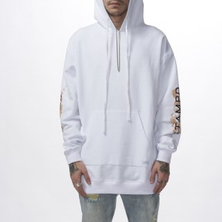 Fuego Hoodie《White》<img class='new_mark_img2' src='//img.shop-pro.jp/img/new/icons16.gif' style='border:none;display:inline;margin:0px;padding:0px;width:auto;' />