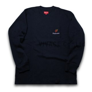 Sacred Heart L/S Pocket Tee