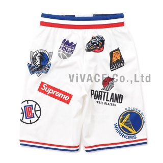 Supreme?/Nike?/NBA Teams Authentic Short