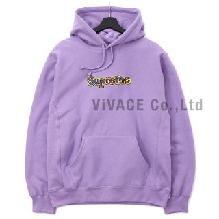 Gonz Logo Hooded Sweatshirt