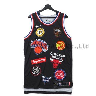 Supreme?/Nike?/NBA Teams Authentic Jersey