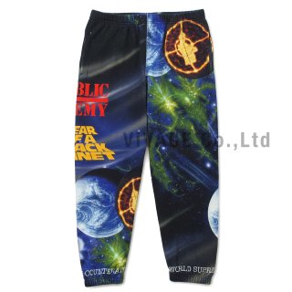 Supreme?/UNDERCOVER/Public Enemy Sweatpant
