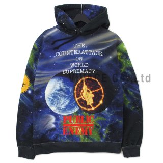 Supreme?/UNDERCOVER/Public Enemy Hooded Sweatshirt