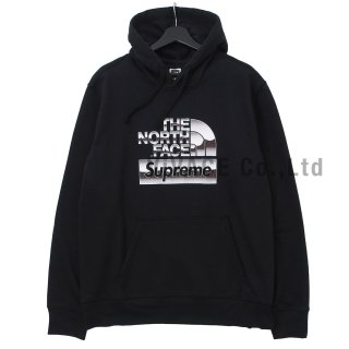 Supreme?/The North Face? Metallic Logo Hooded Sweatshirt