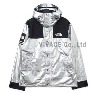 Supreme?/The North Face? Metallic Mountain Parka