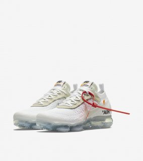 <img class='new_mark_img1' src='//img.shop-pro.jp/img/new/icons16.gif' style='border:none;display:inline;margin:0px;padding:0px;width:auto;' />OFF-WHITE THE TEN AIR VAPORMAX FLYKNIT《White/Total Crimson/Black》