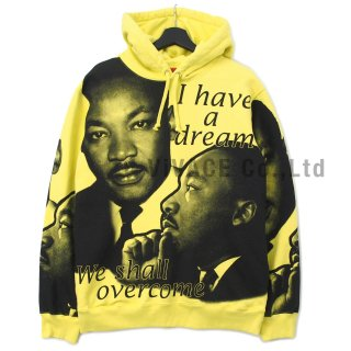 MLK Hooded Sweatshirt