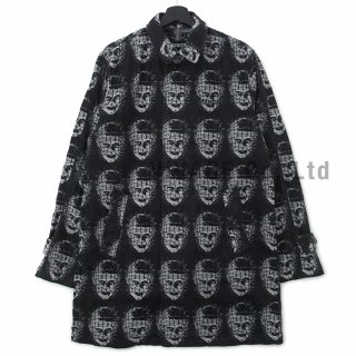Supreme/Hellraiser Trench Coat