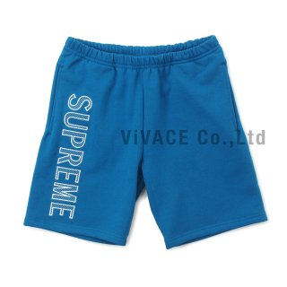 Leg Embroidery Sweatshort