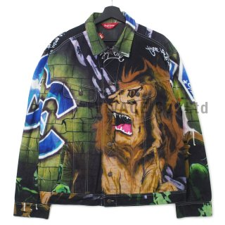 Lion's Den Denim Trucker Jacket