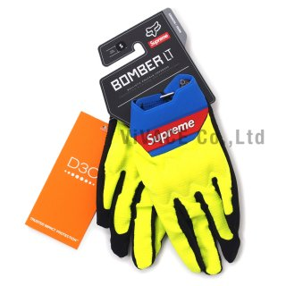 Supreme?/Fox Racing? Bomber LT Gloves