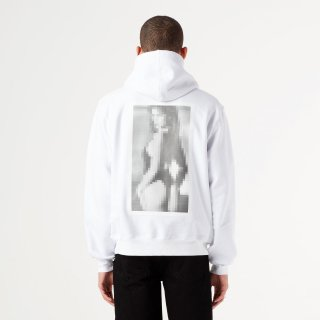Babes Hoodie《White》