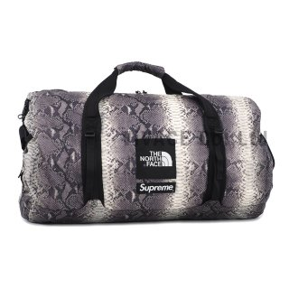 Supreme?/The North Face? Snakeskin Flyweight Duffle Bag