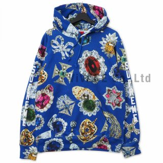 Jewels Hooded Sweatshirt
