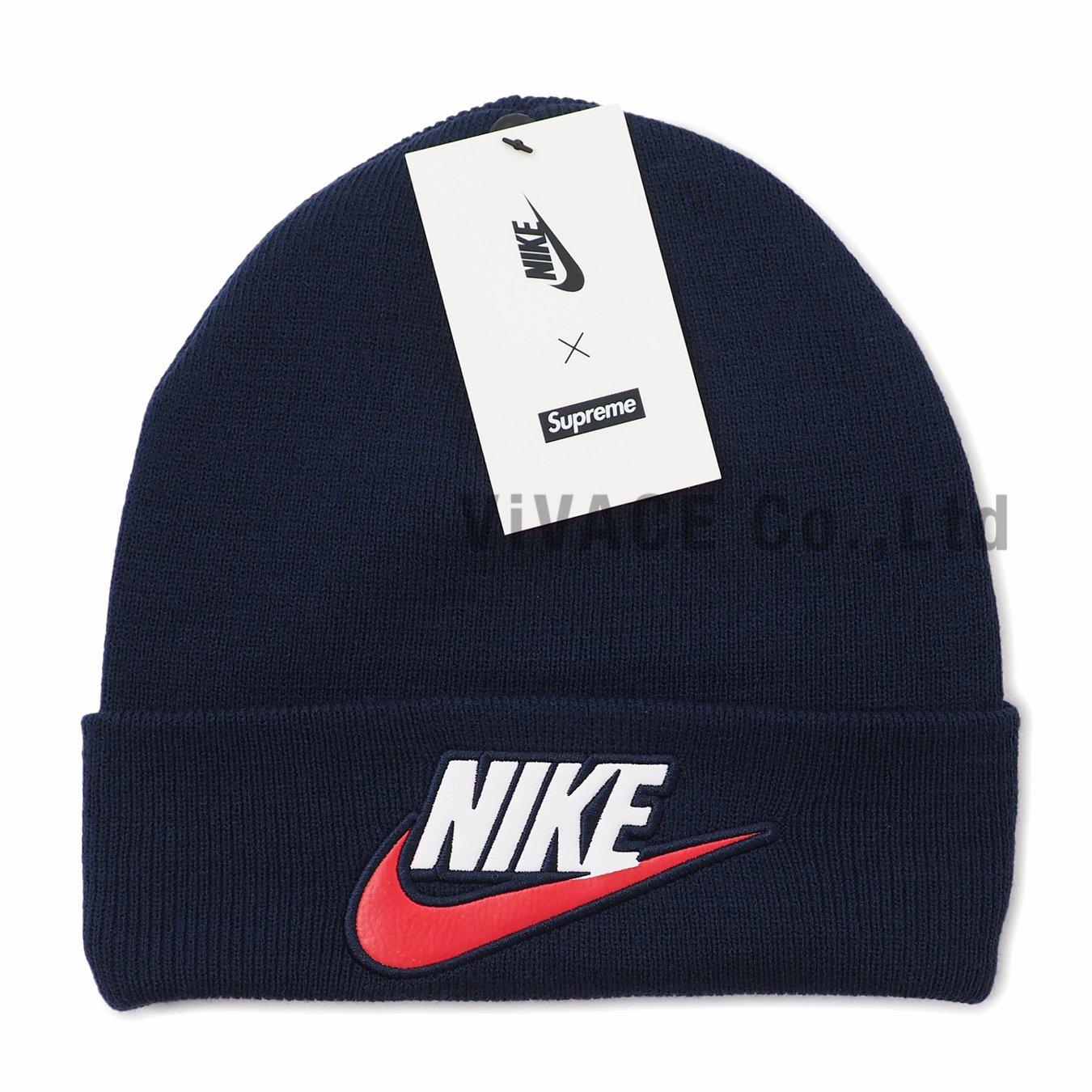 Supreme® Nike® Beanie - Designer Brands Select Shop ViVACE japan ... 127ed04d3777