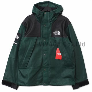 Supreme?/The North Face? Leather Mountain Parka