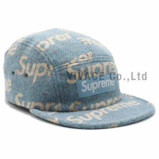 Harris Tweed® Camp Cap