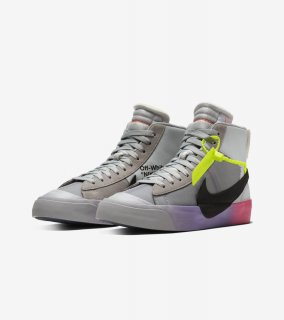 OFF-WHITE THE TEN BLAZER MID