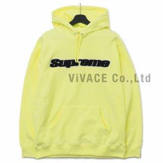 Chenille Hooded Sweatshirt