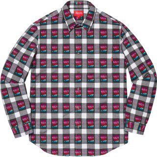 Rose Buffalo Plaid Shirt