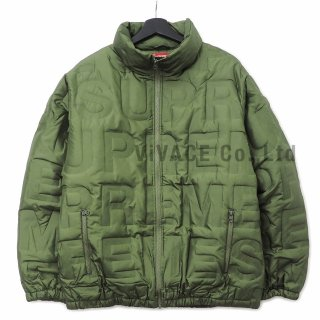 Bonded Logo Puffy Jacket