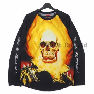Ghost Rider? Raglan L/S Top