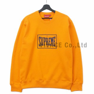 Warm Up Crewneck