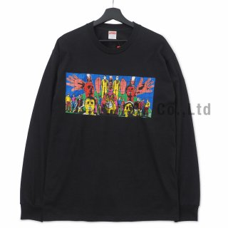Gilbert & George/Supreme DEATH AFTER LIFE L/S