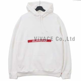 Zip Pouch Hooded Sweatshirt
