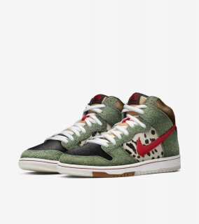 SB DUNK HIGH WALK THE DOG《Multicolor/Multicolor》