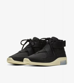 AIR FEAR OF GOD RAID BLACK《Black/Black》