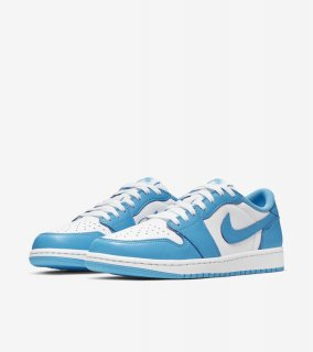 ERIC KOSTON SB AIR JORDAN LOW UNC《Dark Powder Blue/Dark Powder Blue-White》