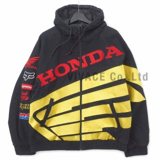Honda?/Fox? Racing Puffy Zip Up Work Jacket