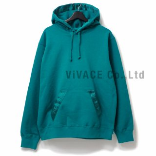 Tonal Webbing Hooded Sweatshirt
