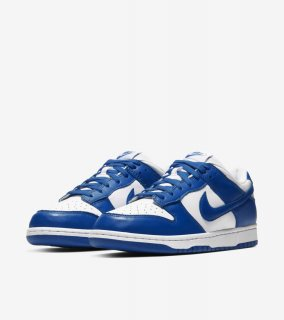 DUNK LOW KENTUCKY VARSITY ROYAL《White/Varsity Royal》